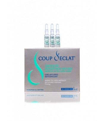 AMPOULES AU COLLAGENE MARIN