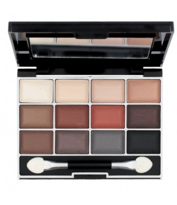 PALETTE MAQUILLAGE 12 COULEURS - NUDE