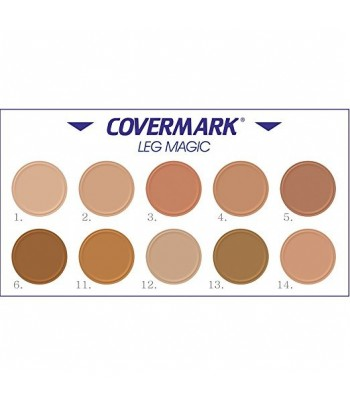 COVERMARK - Leg Magic Fluid