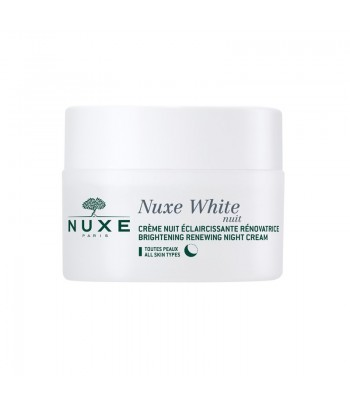 Nuxe White -La crème de nuit éclaircissante et rénovatrice