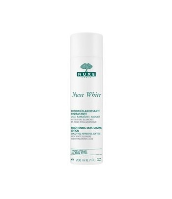 NUXE WHITE LOTION ECLAIRCISSANTE HYDRATANTE