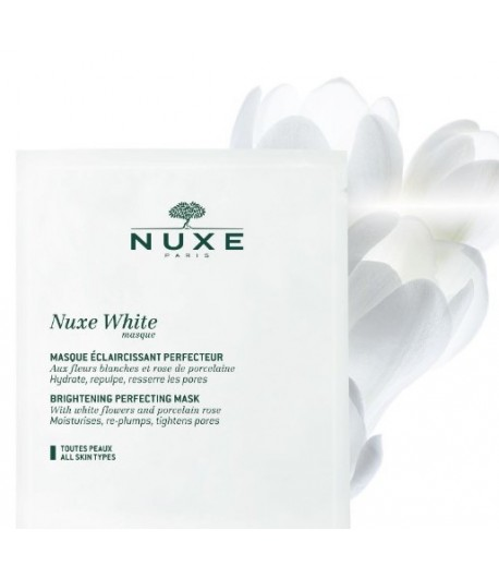 NUXE WHITE MASQUE ECLAIRCISSANT