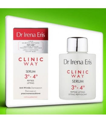 Dr Irena Eris Clinic Way Serum 3° + 4°