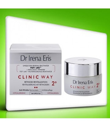 Dr Irena Eris Clinic Way Retinoid revitalization 2°