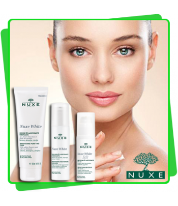 NUXE Coffret My BRIGHTNESS ROUTINE Mousse + Emulsion + BB Cream