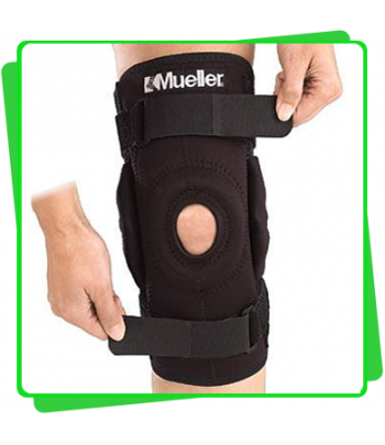 Mueller Adjustable Back and Abdominal Support