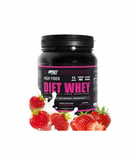 Diet Whey Strawberry Delight 500g