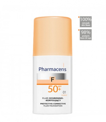 Pharmaceris Fluid Fondation N1 SPF50+ 30ML