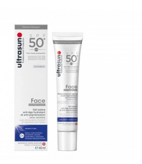 ULTRASUN FACE Anti-Ageing & Anti-Pigmentation SPF 50+ 50ml