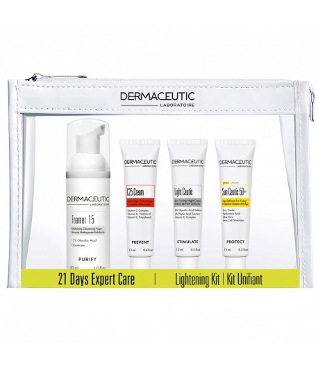 Dermaceutic 21days expert care  kit unifiant