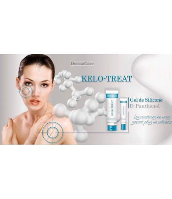 KELO-TREAT GEL DE SILICONE