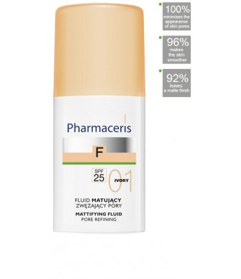 FLUID MATIFIANT SPF 25
