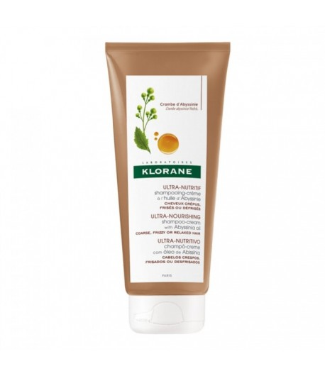 KLORANE  SHAMPOOING-CREME A L'HUILE D'ABYSSINIE